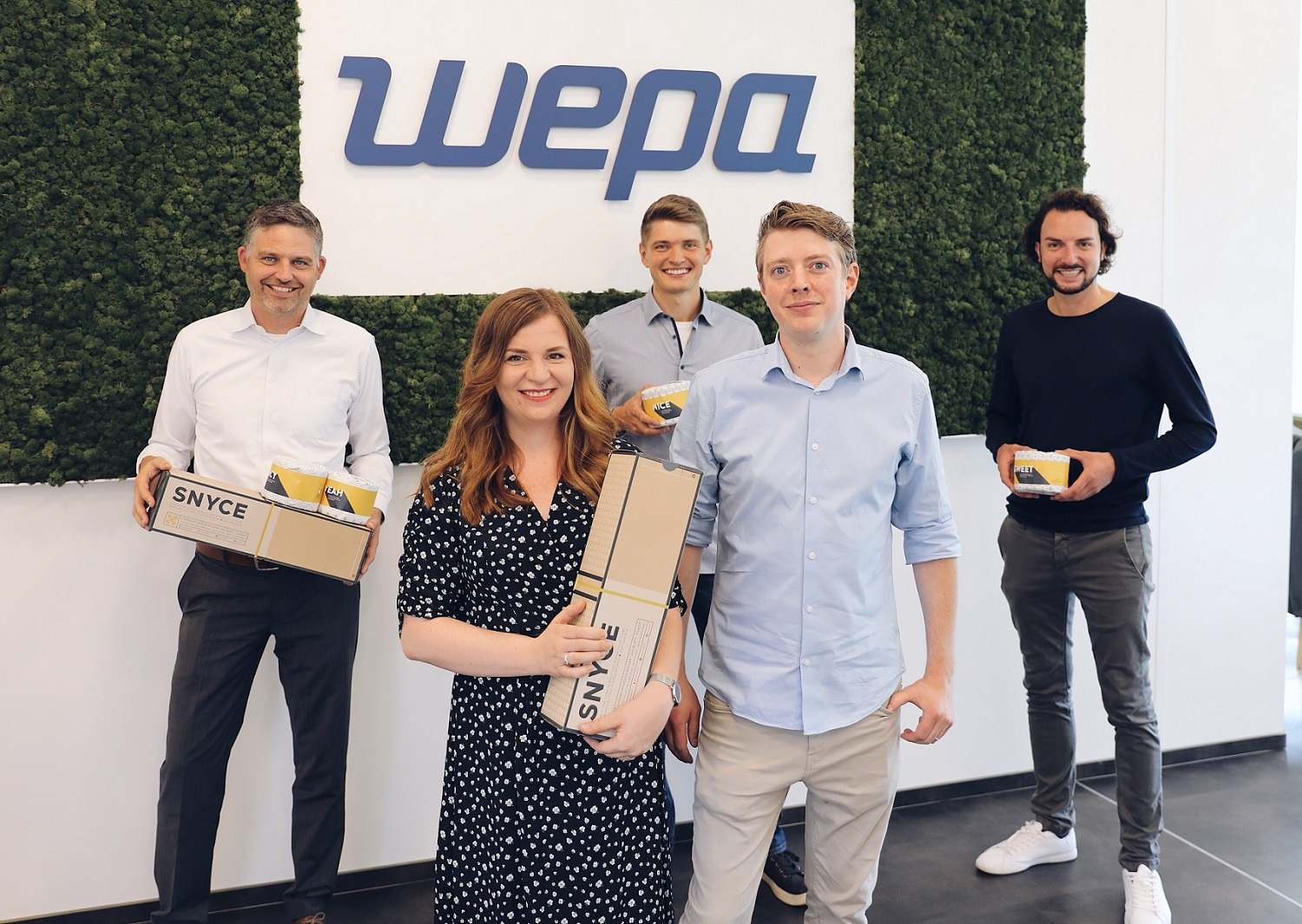 WEPA Ventures Startup SNYCE im WDR
